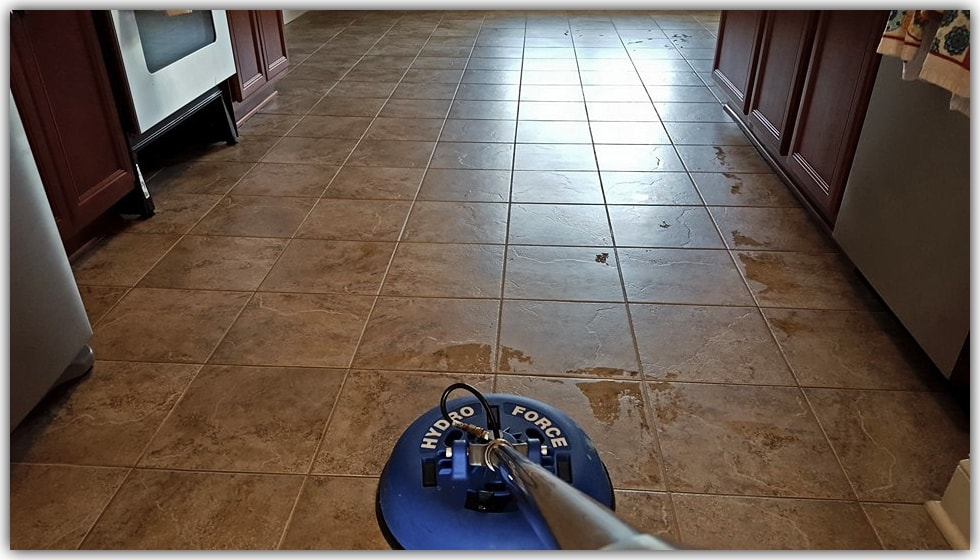 Tile & Grout Cleaning Fayetteville