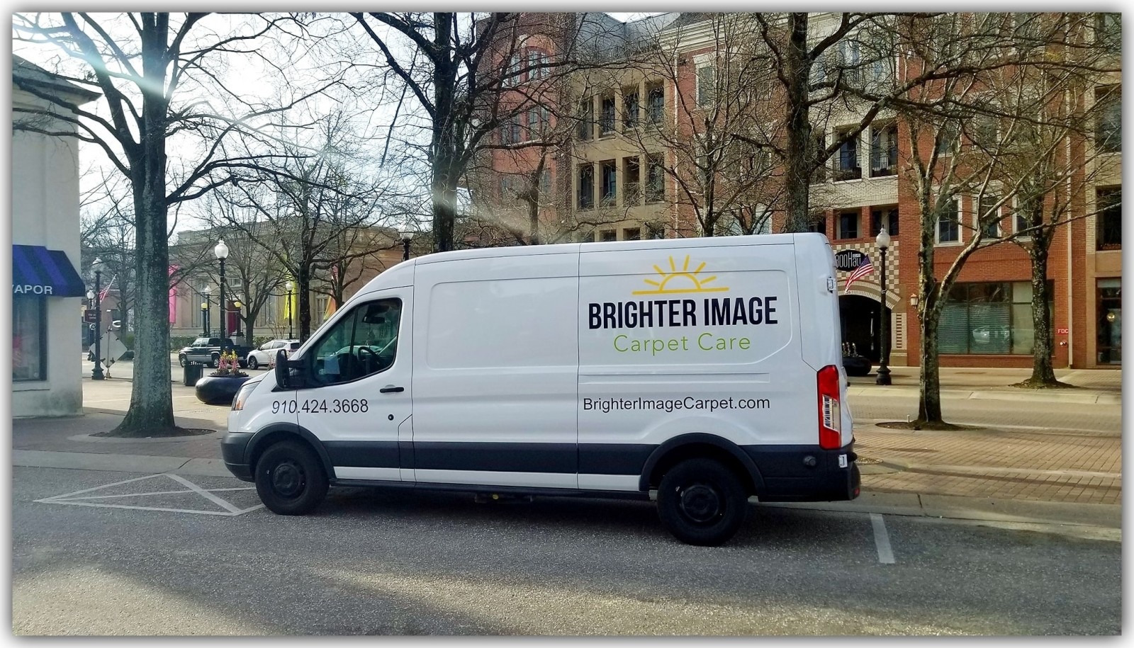 Brighter Image Carpet Care - Proudly Serving Fayetteville for over 30 Years.