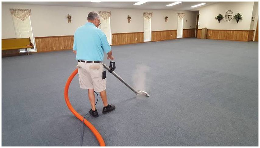 Brighter Image - Commercial Carpet Cleaning