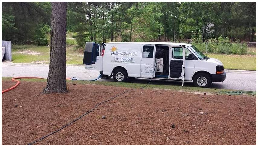 Brighter Image - Truckmount Carpet Cleaning