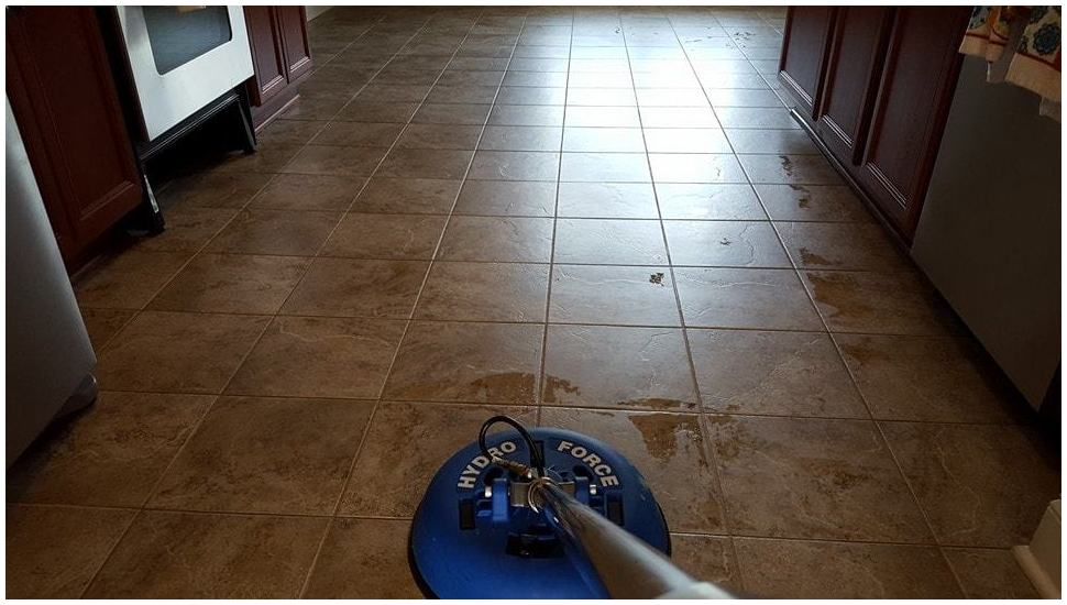 Brighter Image - Grout Cleaning