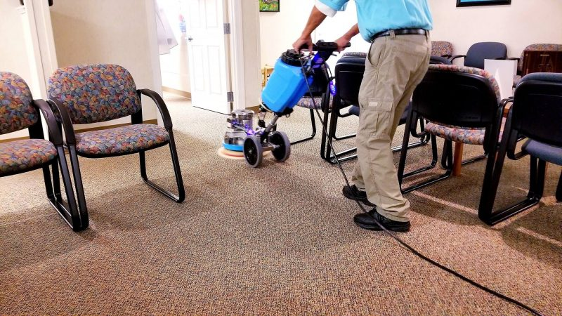 Commercial Carpet Cleaning Fort Bragg